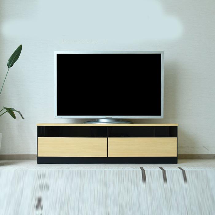 テレビ台 ローボード 幅150 国産品 完成品 木製 強化シート TV台 テレビボード リビングボード 引出し 50インチ対応 大容量 液晶 プラズマ 薄型TV 木製 大川 家具