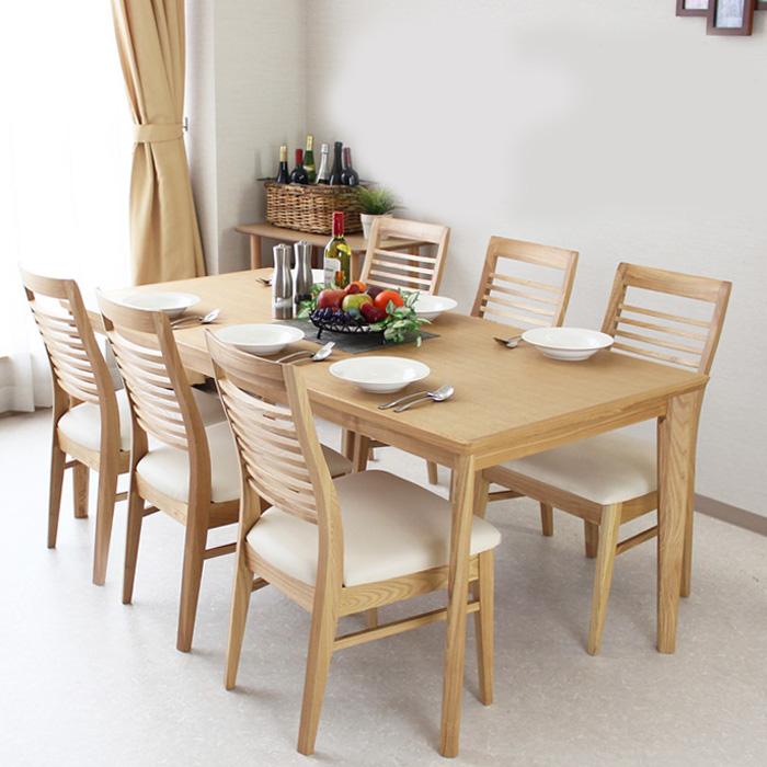 c-style | Rakuten Global Market: 170 cm dining table set dining ...