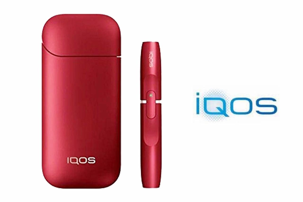 IQOS 2.4 アイコス 本体 キット 限定 レッド RED 加熱式タバコ 電子タバコ スターターキット 激安 欧州 正規品 新品 新品 未開封