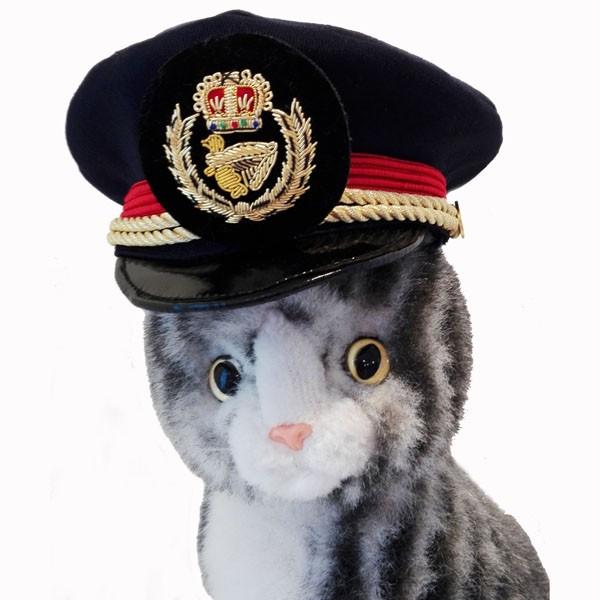 キャットプリン  出発進行 駅長さんの帽子  1セット