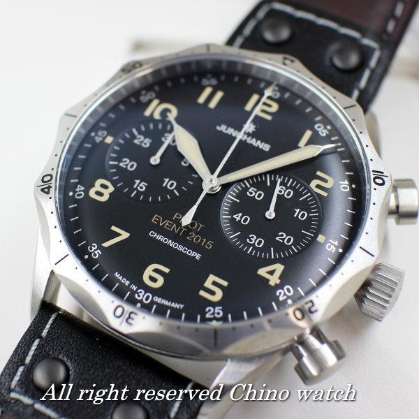 新しく着き ドイツ時計 ユンハンス マイスターパイロット イベントモデル Meister Pilot Event Model 027359300 ドイツ製 限定150個 腕時計 メンズ ブランド, e-SHOPキャリオール f3a8e41b