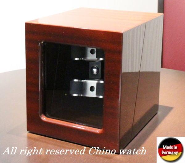 ドイツ製ワインダー 自動巻き腕時計用 MTE CLASSIC2000(2個用)AC/電池 2電源対応