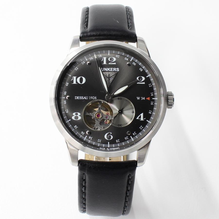 ユンカース JUNKERS DESSAU 1926 FLATLINE 6360-2AT ドイツ時計 自動巻き 腕時計 時計