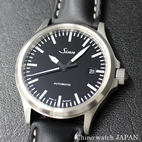 HIRSCH モデナ プレゼント中! Sinn ジン 556 正規代理店品 自動巻き 腕時計 時計