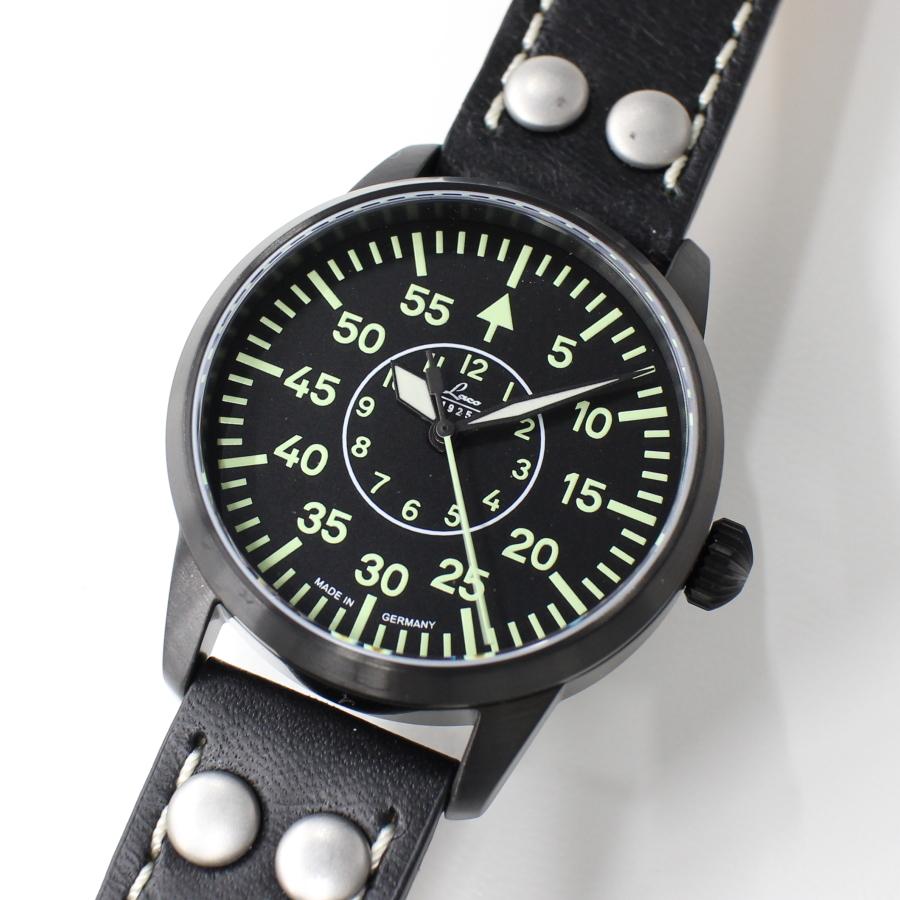 ラコ 腕時計 Laco Pilot Birmingham バーミンガム 861801 自動巻き Laco21 ドイツ時計 メンズ ブランド
