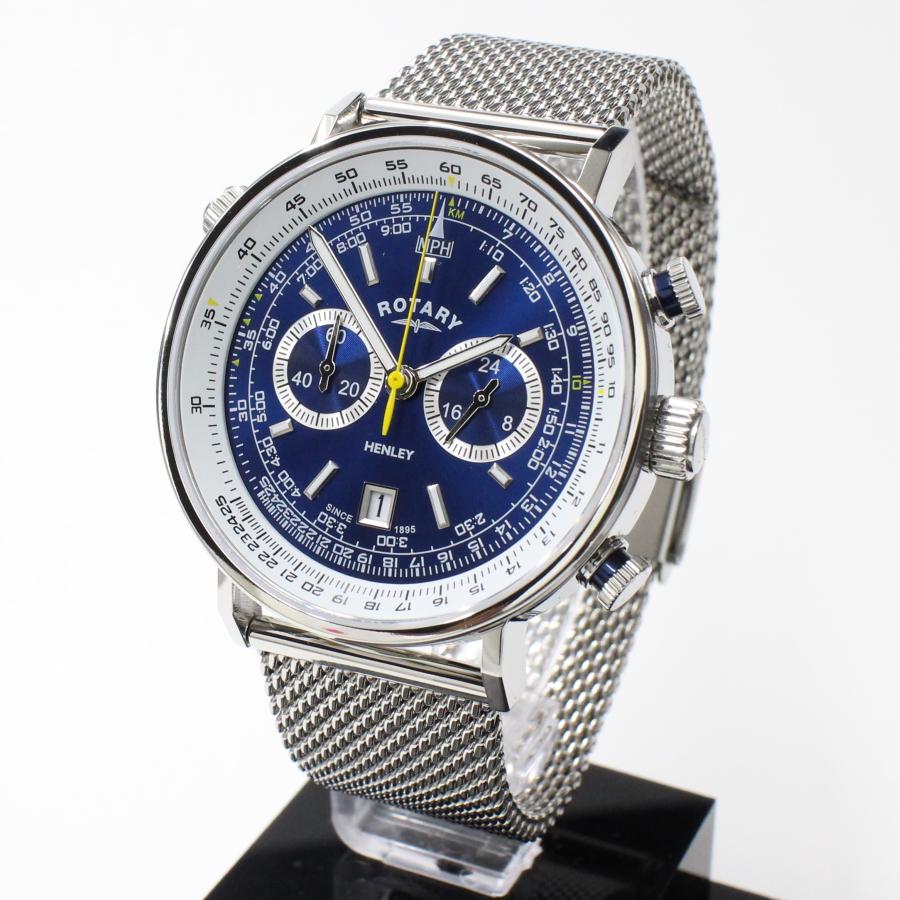 ロータリー ヘンリー ROTARY Henley GB05235/05 クォーツ 腕時計 送料無料 メンズ ブランド