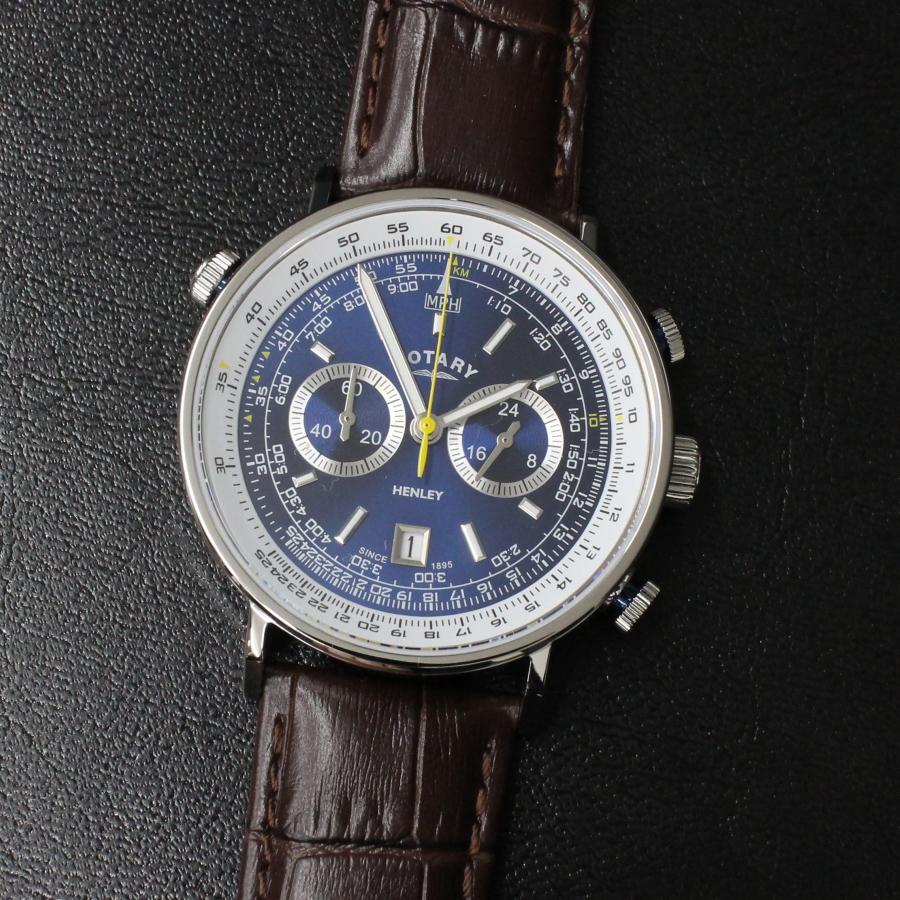 ロータリー ヘンリー ROTARY Henley GS05235/05 クォーツ 腕時計 送料無料 メンズ ブランド