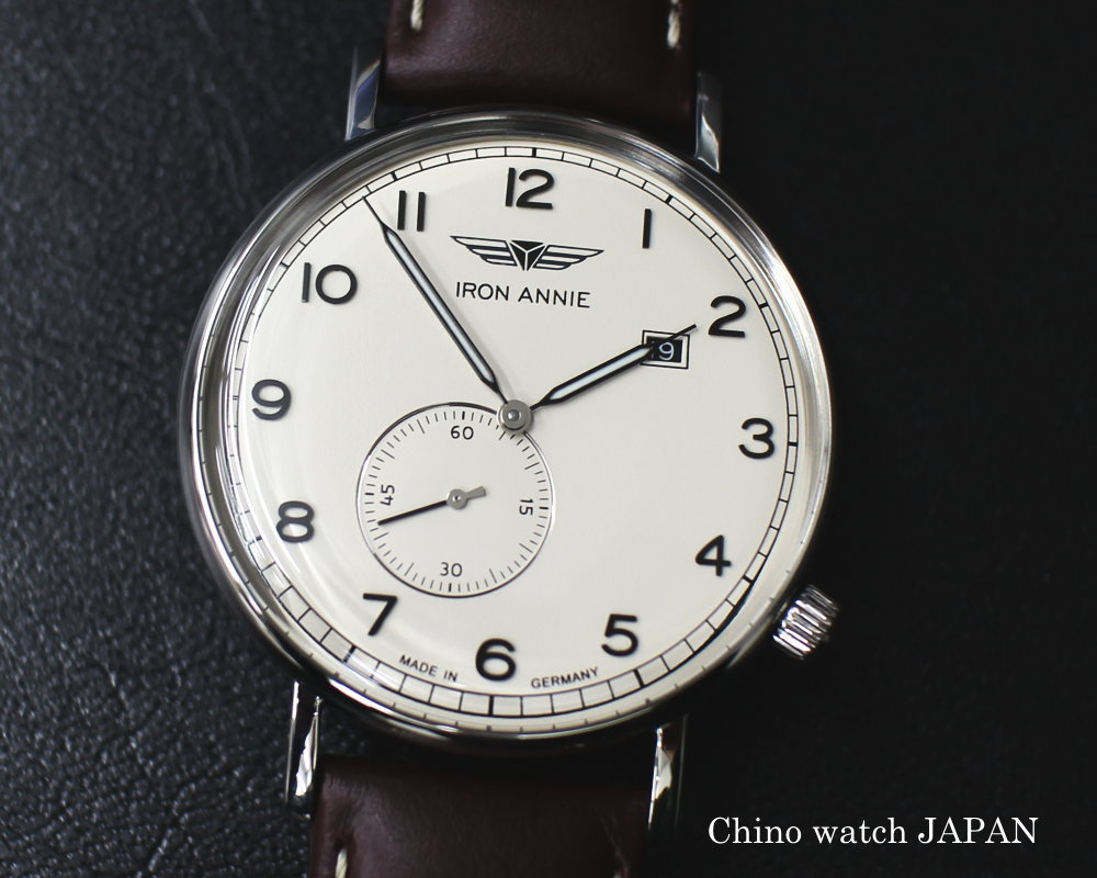 ドイツ製 アイアンアニー IRON ANNIE AMAZONAS 5934-5QZ クォーツ ドイツ時計 腕時計 送料無料 メンズ ブランド