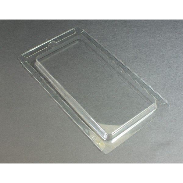 スライドブリスター スマホケース用 500PC iPhone8 iPhone7 iPhone6 パッケージ ディスプレイ 梱包 包装