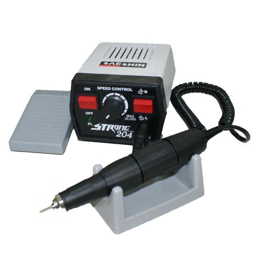 リューター グラインダー STRONG204 ネイル ビット ハンドピース 電動 工具 DIY ルーター