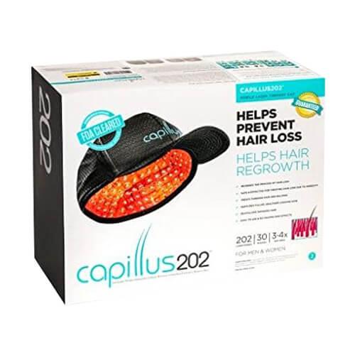 カピラス 202(Capillus 202)[ 低出力レーザー器 / 頭皮ケア / キャプラス / カピラス / セラドーム 2年保証 ]【イチオシ】