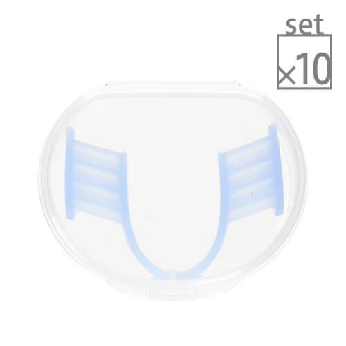 歯ぎしりピタリ 10個セット[ 歯ぎしり / マウスピース / マウスガード / 防止 / 対策 / ピタリ ]【いちおし】