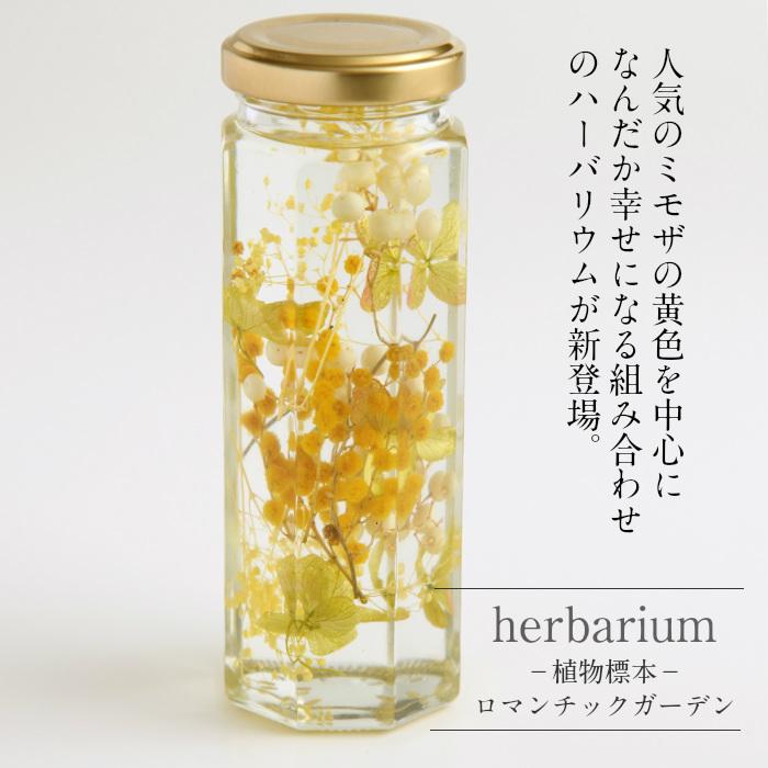ハーバリウムボトル八角ボトル