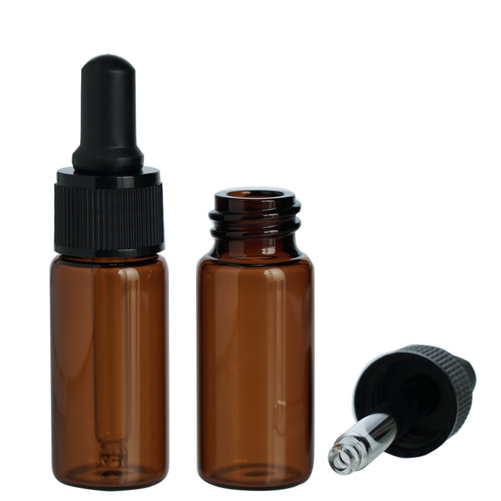 安心の実績 高価 買取 強化中 ガラス 遮光瓶 遮光ビン スポイト付 販売期間 限定のお得なタイムセール アロマ容器 10ml スポイト付遮光瓶 茶色 アロマ