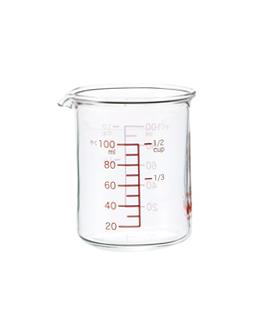 耐熱ガラスで苛性ソーダにも強い 使いやすいサイズです 計量カップ メジャーカップ iwaki 耐熱 手作りクリームやリップ作りに 手作り石鹸 100ml コスメ 完全送料無料 bd ビーカー 大幅値下げランキング ガラス