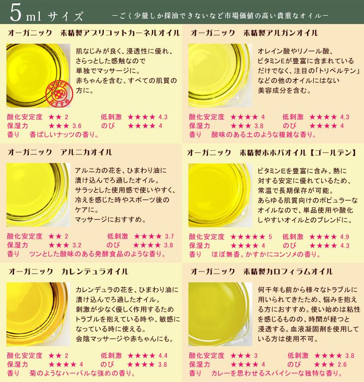 Choose from Café de savon oil buffet 4 comp carrier oils set + another type 1 presents d5
