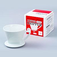 メーカー再生品 コーヒードリッパー G-102 有田焼磁器製品 ファッション通販 3~5杯用