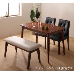 ★ポイントUp10.5倍★さっと拭ける PVCレザーダイニング fassio ファシオ ダイニングテーブル W115[00]