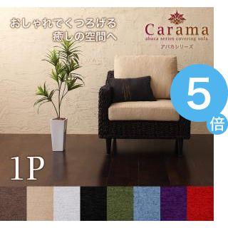★ポイントUp5倍★アバカシリーズ【Carama】カラマ 1人掛け【代引不可】 [1DS] [00]