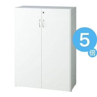 ★ポイントUp5倍★アール・エフ・ヤマカワ レーニョ2 木製棚 RFLS-WJHFD ホワイト[21]