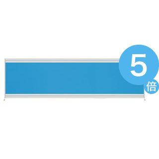 ★ポイントUp5倍★プラス UJデスクトップパネル UJ-144P-J BL W1400[21]