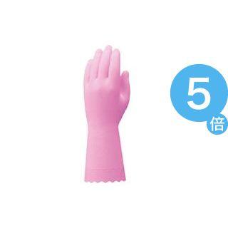 ★ポイントUp5倍★(業務用300セット) ショーワ ナイスハンドミュー薄手 Sサイズ ピンク[21]