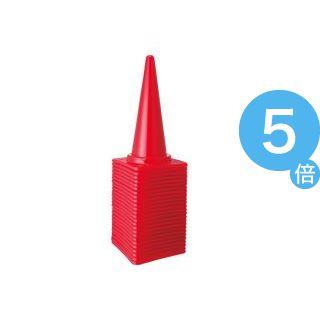 ★ポイントUp5倍★安全興業 カラーコーン H700mm CCR 1セット(25本)[21]