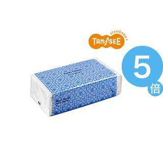 ★ポイントUp5倍★(まとめ)TANOSEE ペーパータオル<レギュラー> 200枚入 30パック×5ケース[21]