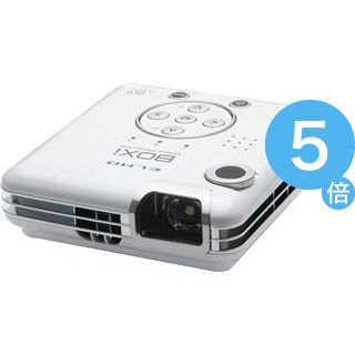 ★ポイントUp5倍★ELMOモバイルプロジェクタ BOXi MP-350[21]