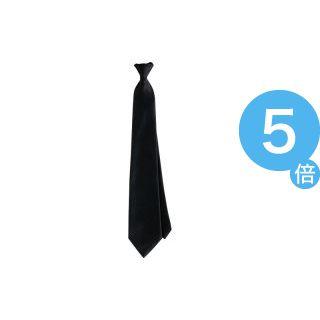 ★ポイントUp5倍★(業務用50セット) マルアイ 黒ネクタイ ネク-1[21]