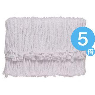 ★ポイントUp5倍★(業務用50セット) テラモト 水拭きモップ スペア綿タイプ[21]
