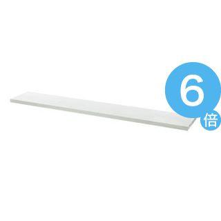 ★ポイントUp6倍★プラス 平机用棚板 LJ/RJ-16TI エルグレー W1600用[21]