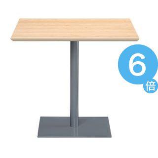 ★ポイントUp6倍★アール・エフ・ヤマカワ テーブル RFRT-800SN ナチュラル[21]