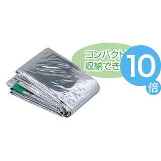 ★ポイントUp10倍★(まとめ)アーテック 防寒寝袋 【×40セット】[21]