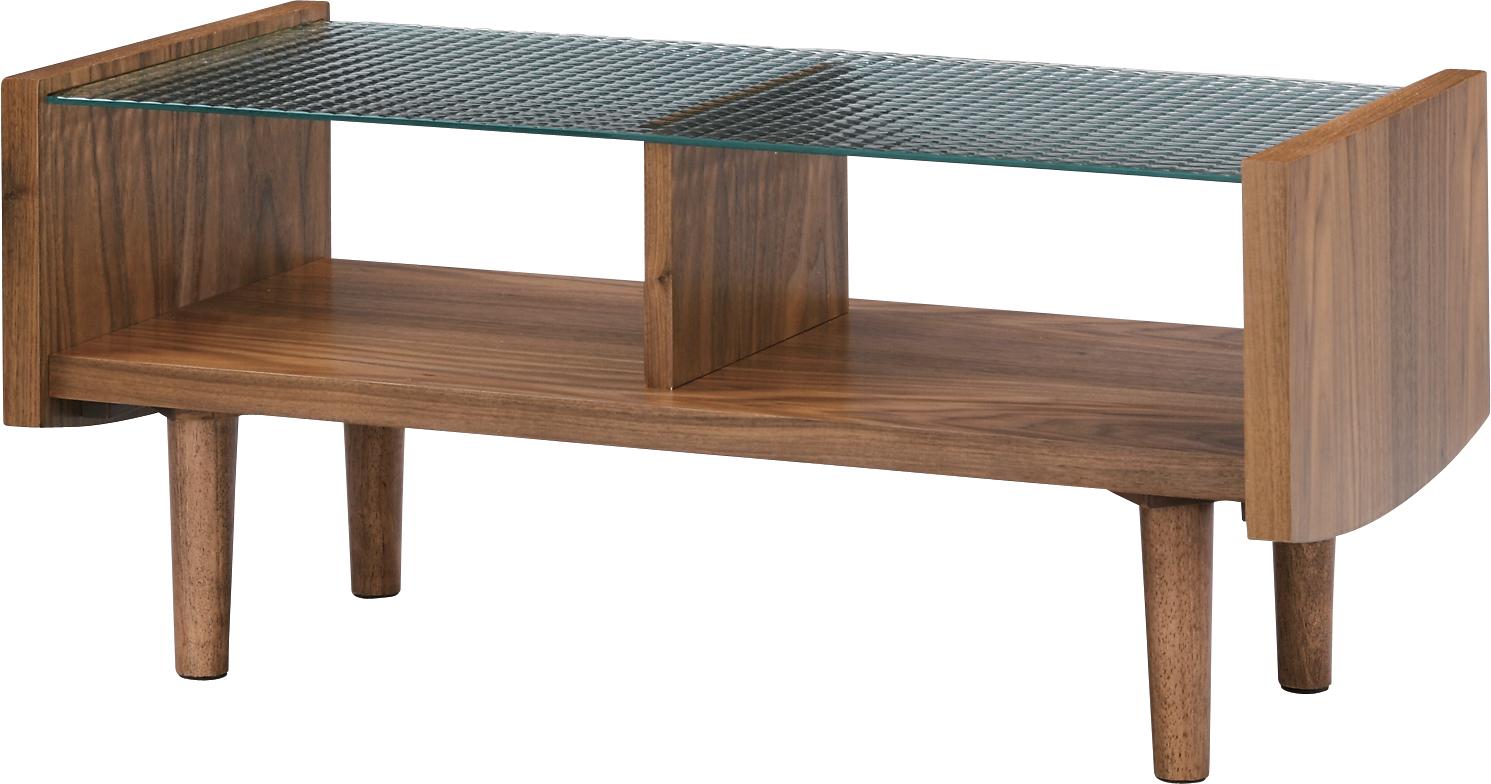 グラストップテーブル  TAC-240WAL