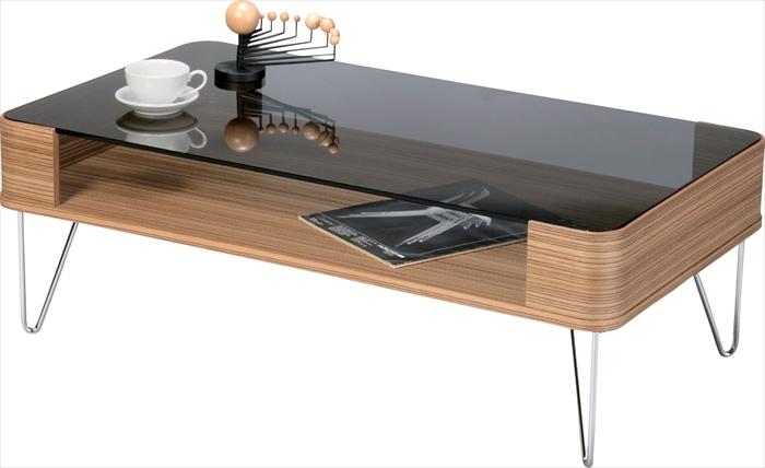 コーヒーテーブル PT-582ZB/BR ダイニングテーブル テーブル