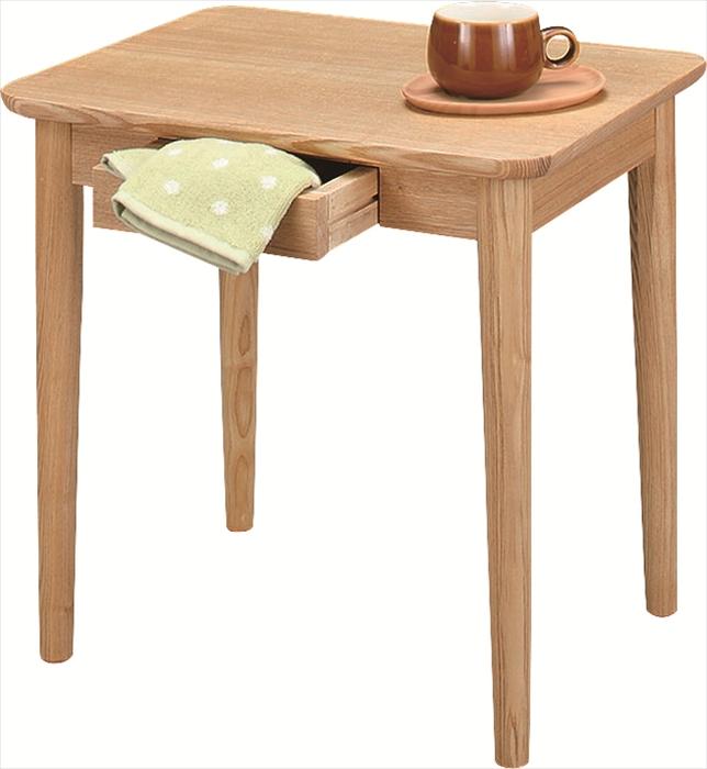 モタ サイドテーブル HOT-334NA/BR ダイニングテーブル テーブル