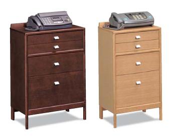 カリモク ファックス台・電話台 AT1602MK AT1602MH