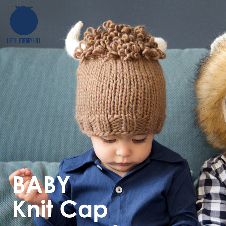 Cute knit Cap baby kids baby Hat kids hat for newborn baby caps winter Hat  fashion hats boys boys BOYS hat (the Blueberry Hill) The Blueberry Hill  Bunny Hat a86aaa65cb1