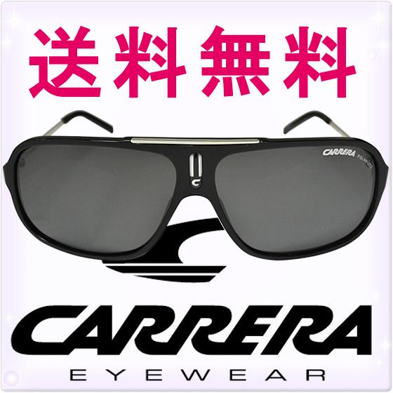 CARRERA カレラ 偏光サングラス クール ブラック/グレーグラデーション [COOL/S 0csara][BLACK/GREY POLARIZED][sunglasses メガネ 眼鏡 黒][ケースセット][メンズ レディース ユニセックス][セレブ着用モデル ハリウッド][ブランド]カレラ サングラス