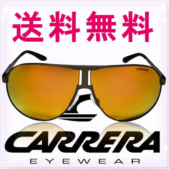 CARRERA カレラ サングラス ニュー パナメリカ セミマットルテニウム/オレンジフラッシュ[PANAMERIKA/S 0r80uw][sunglasses メガネ 眼鏡][ケースセット][メンズ レディース ユニセックス]ブランド 2015 新作モデル カレラ サングラス