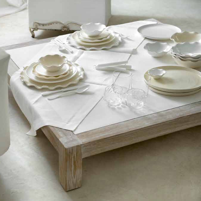 BASIC hemp table linens プレースマットー snow white 40 x 50 fs3gm ... & Linen Shop CALIENTE: BASIC hemp table linens プレースマットー snow ...
