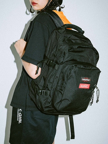 X-girl(エックスガール)X-GIRL X EASTPAK BACKPACK
