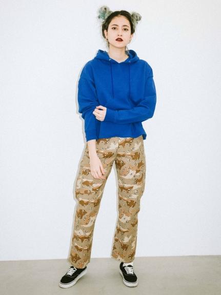 X-girl(エックスガール)DESERT CAMO PANTS