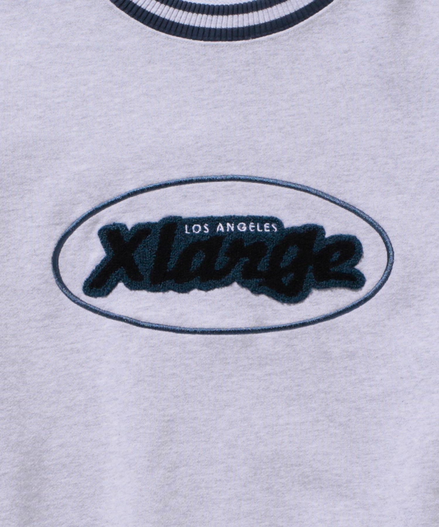 【公式】XLARGEエクストララージRETROCREWNECKSWEATスウェットクルーネックトップスメンズユニセックス