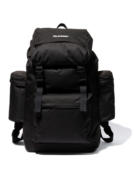 XLARGE(エクストララージ)EMBROIDERY STANDARD LOGO BACKPACK