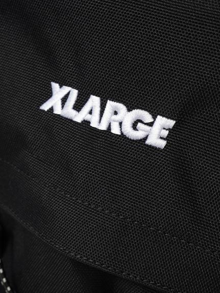XLARGE(エクストララージ)通販 STANDARD_LOGO_TRUCK_HOOK_BACKPACK