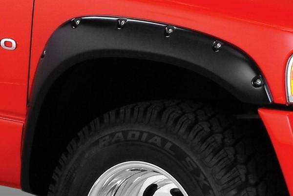 2002-2009y ダッジ ラムピックアップ1500/2500/3500 BUSHWACKER/ブッシュワーカー オーバーフェンダー/ポケットスタイル