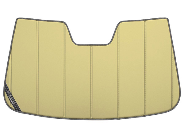 【専用設計】CoverCraft製/UVS100 サンシェード/日除け(ゴールド) AUDI アウディ A5カブリオレ/S5 8F系 カバークラフト MADE IN USA
