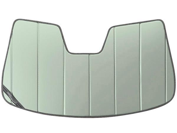 【専用設計】CoverCraft製/UVS100 サンシェード/日除け(グリーンアイス) Aston Martin アストンマーチン DB11 V8 カバークラフト MADE IN USA